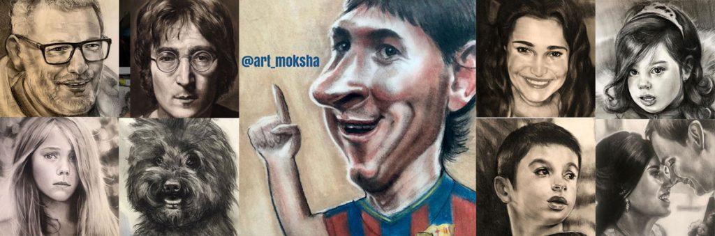 retratos barcelona