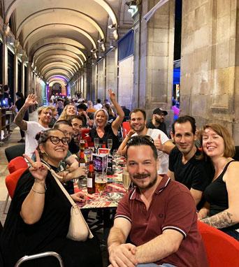 intercambio barcelona