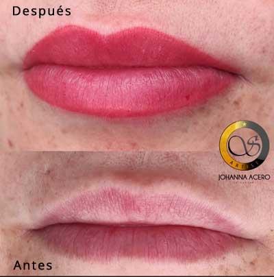 micropigmentacion labios