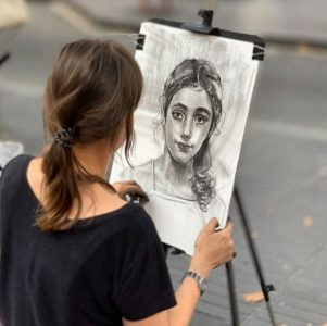 barcelona retratos