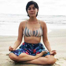 yoga playa barcelona